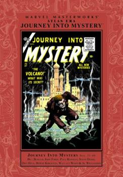 Marvel Masterworks: Atlas Era Journey into Mystery, Vol. 4 - Book #180 of the Marvel Masterworks