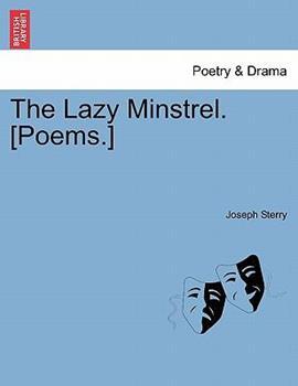 Paperback The Lazy Minstrel [Poems ] Book