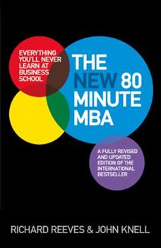 The New 80 Minute MBA: Everything You'll Never Learn at Business School