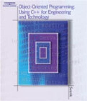 Paperback Object-Oriented Programming Using C++ for Engineering and Technology Book