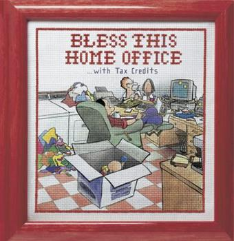 Bless This Home Office... With Tax Credits (An Adam Collection) - Book #5 of the Adam FR1