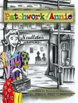 Hardcover Patchwork Annie Book