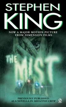 Mass Market Paperback The Mist (Previously Published as a Novella in 'Skeleton Crew') Book