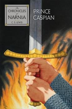 Paperback Prince Caspian : The Return to Narnia Book