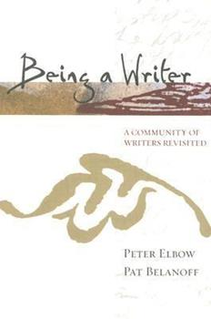 Being a Writer: A Community of Writers Revisited 0072378735 Book Cover