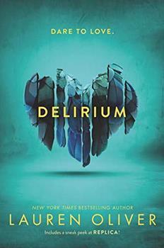 Delirium 0061726834 Book Cover