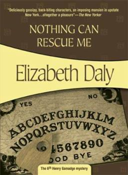 Nothing Can Rescue Me 0553246054 Book Cover