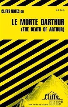 Cliff's Notes on Le Morte d'Arthur 0822007266 Book Cover