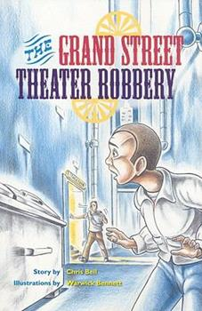 The Grand Street Theater Robbery 0757893619 Book Cover