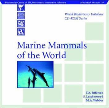 CD-ROM Marine Mammals of the World Book