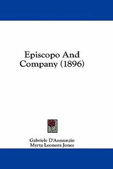 Hardcover Episcopo and Company Book