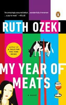 Paperback My Year of Meats Book