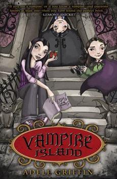 Vampire Island 054522392X Book Cover