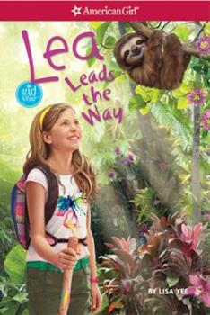 Lea Leads the Way 160958998X Book Cover