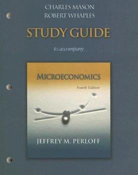Microeconomics 0321374568 Book Cover