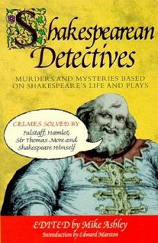 Shakespearean Detectives 0786705965 Book Cover
