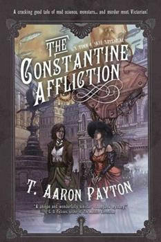 The Constantine Affliction 1597804002 Book Cover