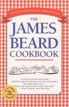 Paperback The James Beard Cookbook Book