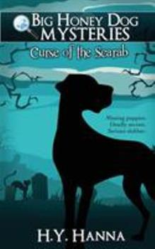 Paperback Curse of the Scarab Book