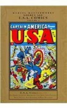 Marvel Masterworks: Golden Age U.S.A. Comics, Vol. 2 - Book #172 of the Marvel Masterworks