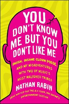 You Don't Know Me but You Don't Like Me 1451626886 Book Cover