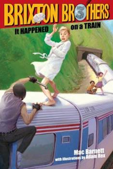 It Happened on a Train 1416978208 Book Cover