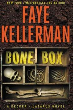 Bone Box 0062424963 Book Cover