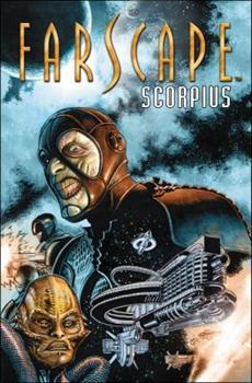 Farscape: Scorpius Vol. 1 - Book  of the Farscape - Graphic Novels & Comics