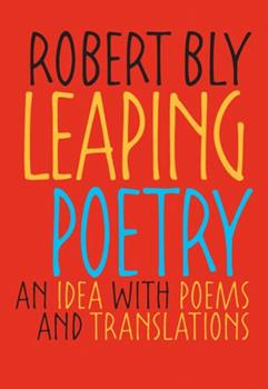 Leaping Poetry: An Idea With Poems and Translations 0807063932 Book Cover