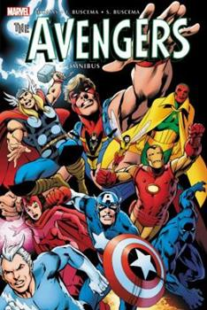 The Avengers Omnibus, Vol. 3 - Book  of the Avengers 1963-1996 #278-285, Annual