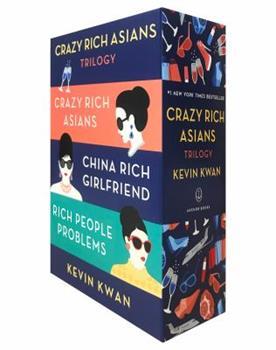 The Crazy Rich Asians Trilogy Box Set - Book  of the Crazy Rich Asians
