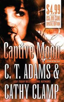 Captive Moon (A Tale of the Sazi, Book 3) 0765354012 Book Cover