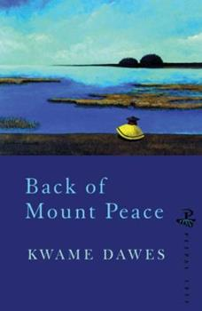 Back of Mount Peace 1845231244 Book Cover