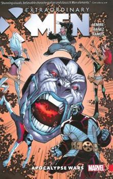 Extraordinary X-Men, Volume 2: Apocalypse Wars - Book  of the Extraordinary X-Men Single Issues