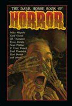 The Dark Horse Book of Horror 1506703720 Book Cover