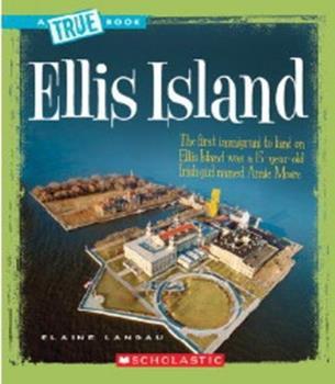 Ellis Island (True Books) - Book  of the A True Book