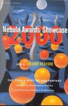 Nebula Awards Showcase 2000 - Book #1 of the Nebula Awards ##20