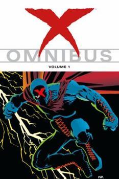 X Omnibus Volume 1 - Book  of the Dark Horse Heroes