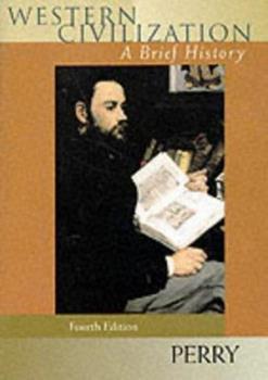 Paperback Western Civilization Vol. II : A Brief History Book