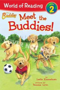 Meet the Buddies - Book  of the I Can Read ~ Level 2