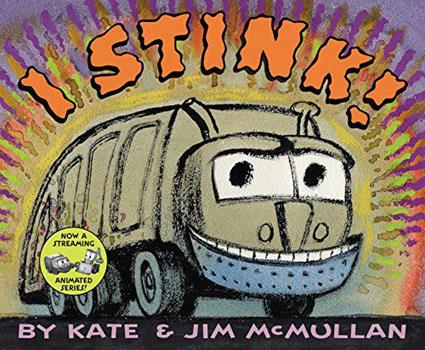 I Stink! - Book  of the I'm ...!  -  Machines at Work