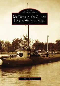 Paperback McDougall's Great Lakes Whalebacks Book
