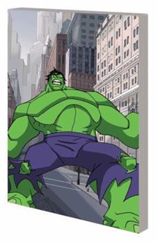 Marvel Adventures Avengers: Hulk - Book  of the Marvel Adventures