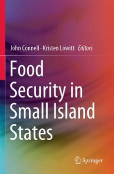 Paperback Food Security in Small Island States Book