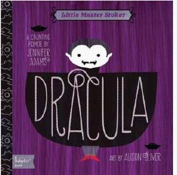 Board book Dracula: A Babylit(r) Counting Primer Book