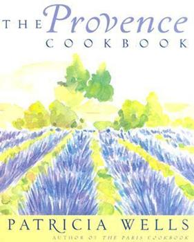 Hardcover The Provence Cookbook Book