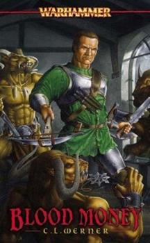 Blood Money - Book  of the Warhammer Fantasy