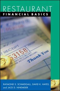 Restaurant Financial Basics 0471213799 Book Cover
