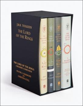 The Lord of the Rings Boxed Set - Book  of the Middle-earth Universe