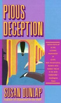 Pious Deception 0440207460 Book Cover